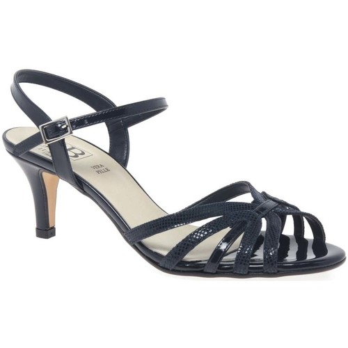 Shoes Women Sandals Hb Polly Womens Strappy Sandals blue