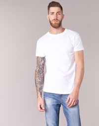Clothing Men short-sleeved t-shirts BOTD ESTOILA White