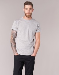 Clothing Men short-sleeved t-shirts BOTD ESTOILA Grey / Mottled