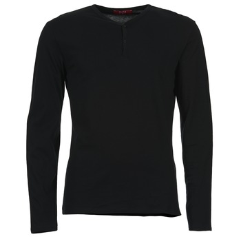 Clothing Men Long sleeved tee-shirts BOTD ETUNAMA Black