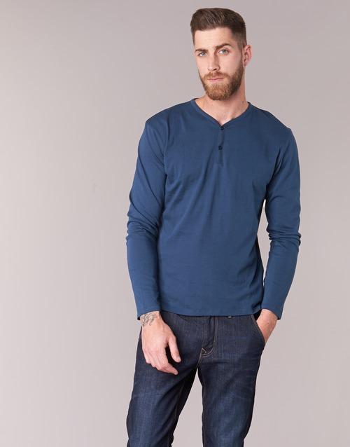 Clothing Men Long sleeved tee-shirts BOTD ETUNAMA Marine