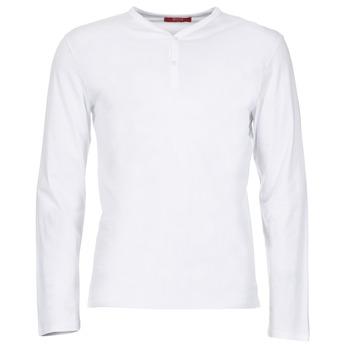 Clothing Men Long sleeved tee-shirts BOTD ETUNAMA White