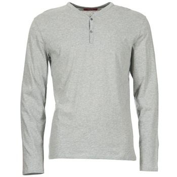 Clothing Men Long sleeved tee-shirts BOTD ETUNAMA Grey / Mottled