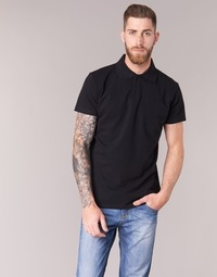 Clothing Men short-sleeved polo shirts BOTD EPOLARO Black