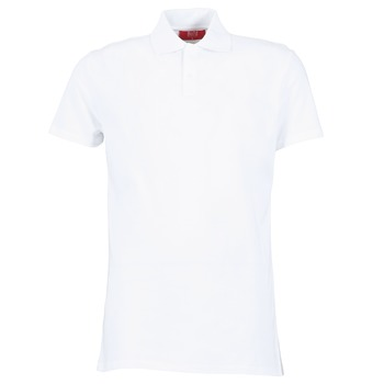 Clothing Men Short-sleeved polo shirts BOTD EPOLARO White