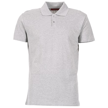 Clothing Men short-sleeved polo shirts BOTD EPOLARO Grey / Mottled