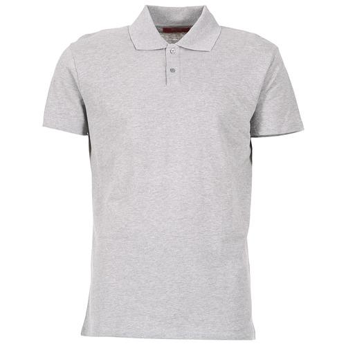 Clothing Men Short-sleeved polo shirts BOTD EPOLARO Grey