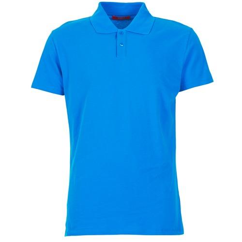 Clothing Men short-sleeved polo shirts BOTD EPOLARO Blue
