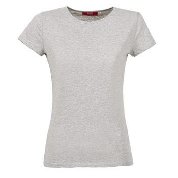 Clothing Women short-sleeved t-shirts BOTD EQUATILA Grey / Mottled