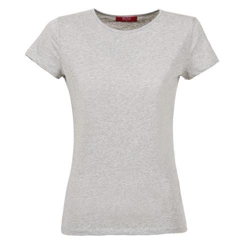 Clothing Women short-sleeved t-shirts BOTD EQUATILA Grey