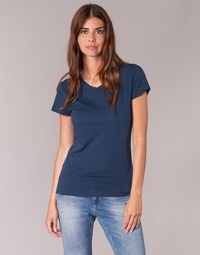 Clothing Women short-sleeved t-shirts BOTD EFLOMU Marine