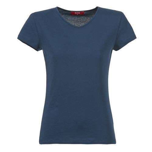 Clothing Women short-sleeved t-shirts BOTD EFLOMU Marine