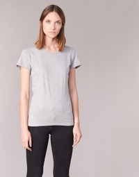 Clothing Women short-sleeved t-shirts BOTD EFLOMU Grey / Mottled