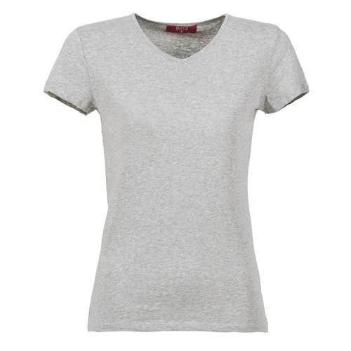 Clothing Women short-sleeved t-shirts BOTD EFLOMU Grey