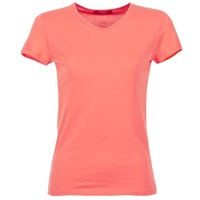 Clothing Women Short-sleeved t-shirts BOTD EFLOMU Orange