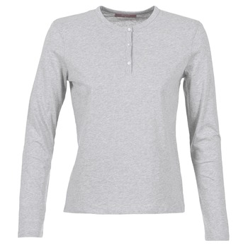 Clothing Women Long sleeved tee-shirts BOTD EBISCOL Grey