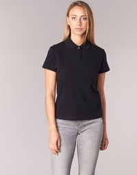 Clothing Women short-sleeved polo shirts BOTD ECLOVERA Black