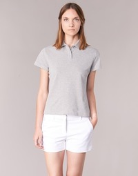 Clothing Women short-sleeved polo shirts BOTD ECLOVERA Grey / Mottled