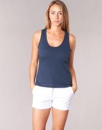 Clothing Women Tops / Sleeveless T-shirts BOTD EDEBALA Marine