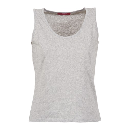 Clothing Women Tops / Sleeveless T-shirts BOTD EDEBALA Grey