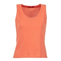 Clothing Women Tops / Sleeveless T-shirts BOTD EDEBALA CORAL