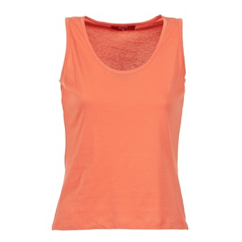 Clothing Women Tops / Sleeveless T-shirts BOTD EDEBALA Orange