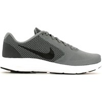 Shoes Men Low top trainers Nike 819300 Sport shoes Man Grey Grey
