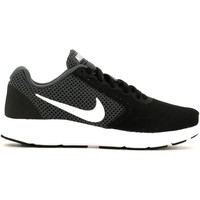Shoes Women Low top trainers Nike 819303 Sport shoes Women Black Black