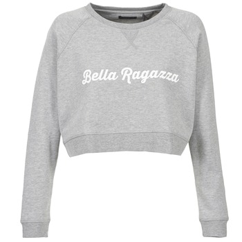 Clothing Women sweaters School Rag SALISA Grey