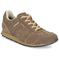 Shoes Men Walking shoes Asolo QUINCE GV MM Brown