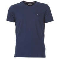 Clothing Men short-sleeved t-shirts Tommy Jeans OFLEKI Marine