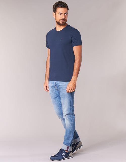 Tommy Tommy Jeans Jeans Ofleki Marine wqgwFav6