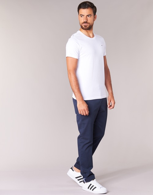 Tommy Tommy White Jeans Jeans Ofleki n8xZgp