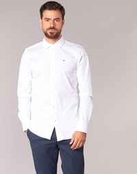 Clothing Men long-sleeved shirts Tommy Jeans KANTERMI White
