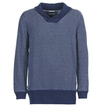 Clothing Men jumpers Tommy Jeans SOUSPEN Marine