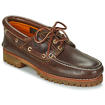 Shoes Men Boat shoes Timberland ICON 3-EYE Brown