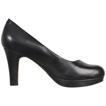 Shoes Women Heels Clarks Anika Kendra Pumps BLACK