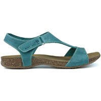 Shoes Women Sandals Interbios INTERMEDIATE ANATOMIC SANDALS 4420 BLUE