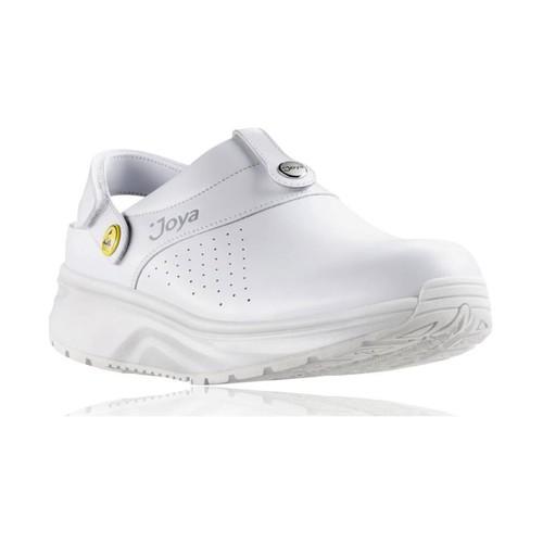 Shoes Women Clogs Joya IQ SR WHITE