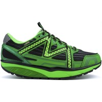Shoes Men Low top trainers Mbt HAKI GTX M GREEN