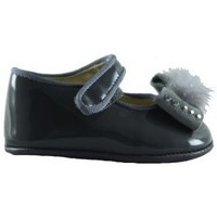 Shoes Children Flat shoes Oca Loca OCA LOCA MERCEDES CHAROL GREY