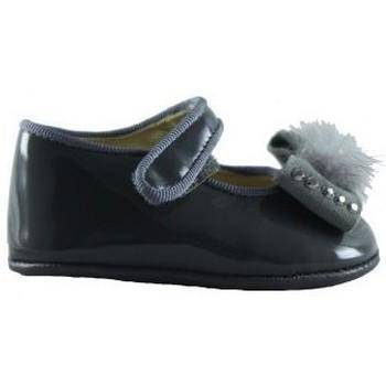 Shoes Children Flat shoes Oca Loca OCA LOCA MERCEDES CHAROL GREY