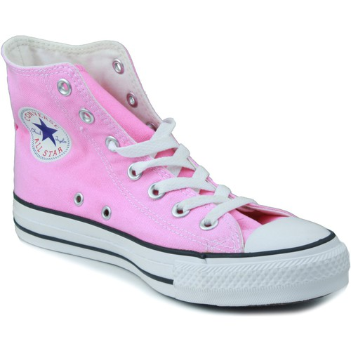 Shoes Children Hi top trainers Converse ALL STAR PINK