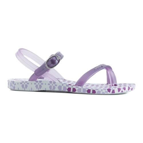Shoes Children Sandals Ipanema RAIDERS FASHION PURPLE