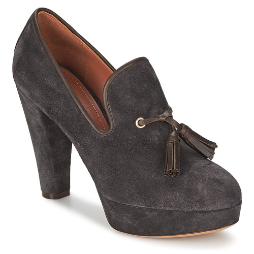 Shoes Women Heels Sonia Rykiel 677731 Grey