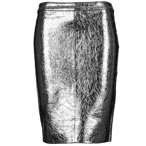 Clothing Women Skirts American Retro DOROTHA Silver