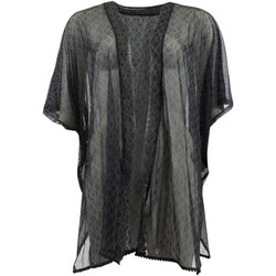 Clothing Women Tunics Banana Moon Tunic  Tulhuancas Magpic Grey