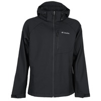 Clothing Men Jackets Columbia CASCADE RIDGE II SOFTSHELL Black