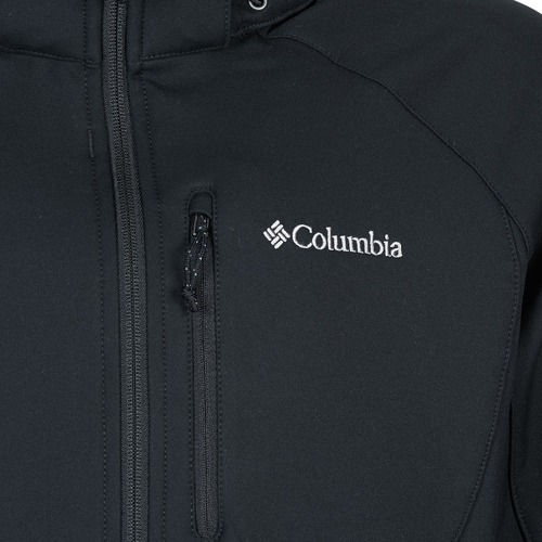 Columbia CASCADE RIDGE II SOFTSHELL Black - Free delivery