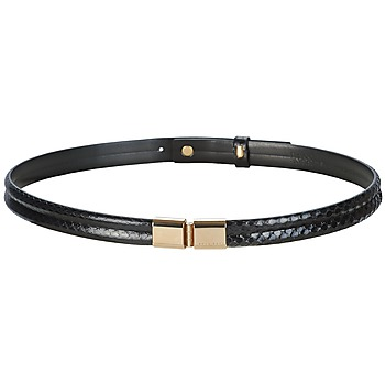 Clothes accessories Women Belts Hugo Boss Black ADALINE Black